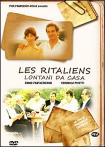 Les ritaliens. Un'aria italiana di Philomène Esposito - DVD
