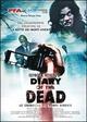 Cover Dvd DVD Diary of the Dead - Le cronache dei morti viventi