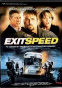 Exit Speed di Scott Ziehl - DVD