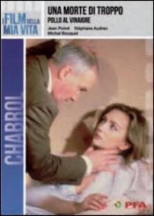 Una morte di troppo di Claude Chabrol - DVD