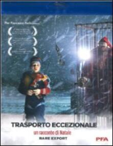 Trasporto eccezionale. Un racconto di Natale di Jalmari Helander - Blu-ray