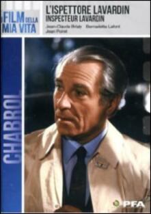 L' ispettore Lavardin di Claude Chabrol - DVD
