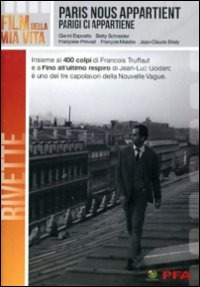 Cover Dvd Parigi ci appartiene (DVD)