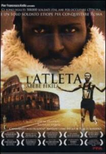 L' atleta. Abebe Bikila di David Frankel,Rasselas Lakew - DVD
