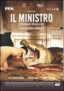 Il Ministro. L'esercizio dello stato di Pierre Schöller - DVD