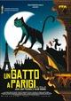 Cover Dvd Un gatto a Parigi