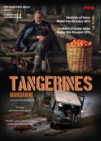 Cover Dvd Tangerines. Mandarini (DVD)