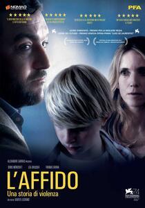 L' affido. Una storia di violenza (DVD) di Xavier Legrand - DVD