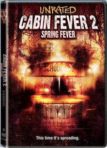 Cabin Fever 2. Il contagio (DVD) di Ti West - DVD