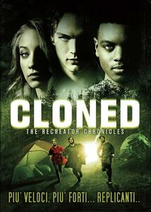 Cloned di Gregory Orr - Blu-ray