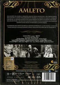 Amleto di Laurence Olivier - DVD - 2