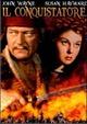 Cover Dvd DVD Il conquistatore