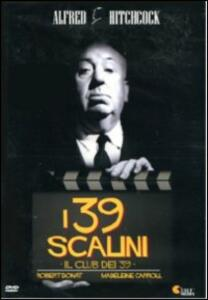 The Thirty-Nine Steps. I 39 scalini di Alfred Hitchcock - DVD