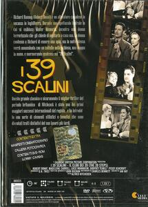 The Thirty-Nine Steps. I 39 scalini di Alfred Hitchcock - DVD - 2