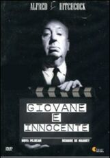 Film Young and Innocent. Giovane e innocente Alfred Hitchcock
