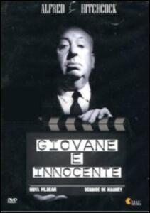 Young and Innocent. Giovane e innocente di Alfred Hitchcock - DVD