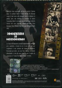 Young and Innocent. Giovane e innocente di Alfred Hitchcock - DVD - 2