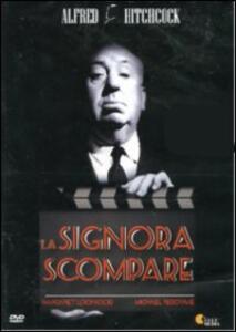 La signora scompare di Alfred Hitchcock - DVD