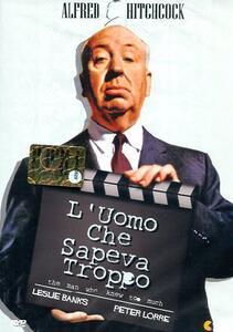 L' uomo che sapeva troppo - 1934 (DVD) di Alfred Hitchcock - DVD
