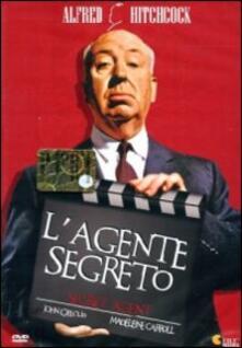 The Secret Agent. Amore e mistero di Alfred Hitchcock - DVD