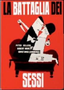La battaglia dei sessi di Charles Crichton - DVD