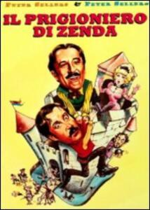Il prigioniero di Zenda di Richard Quine - DVD