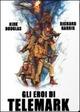 Cover Dvd Gli eroi di Telemark