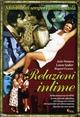 Cover Dvd DVD Relazioni intime