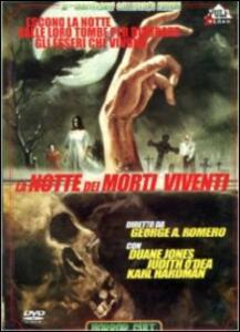 La notte dei morti viventi di George A. Romero - DVD