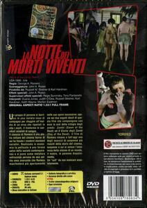 La notte dei morti viventi di George A. Romero - DVD - 2