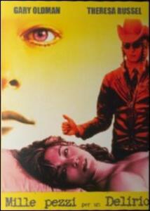 Mille pezzi per un delirio di Nicolas Roeg - DVD