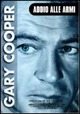 Cover Dvd DVD Addio alle armi