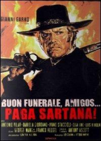 Cover Dvd Buon funerale amigos... paga Sartana (DVD)