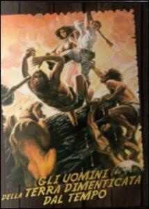 Gli uomini della terra dimenticata dal tempo di Kevin Connor - DVD