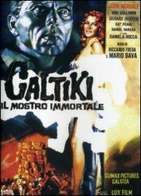 Locandina Caltiki il mostro immortale