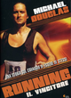 Cover Dvd DVD Running - Il vincitore