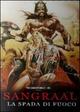 Cover Dvd Sangraal la spada di fuoco