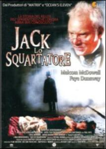 Jack lo squartatore di William Tannen - DVD