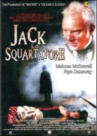 Cover Dvd Jack lo squartatore (DVD)