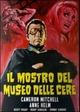 Cover Dvd DVD Il mostro del museo delle cere