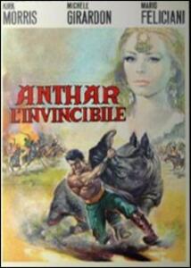 Anthar l'invincibile di Anthony M. Dawson - DVD