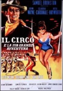 Il circo e la sua grande avventura di Henry Hathaway - DVD