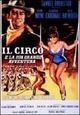 Cover Dvd DVD Il circo e la sua grande avventura