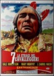 Cover Dvd DVD La strage del settimo cavalleggeri