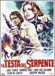 Cover Dvd DVD La testa del serpente