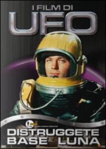 UFO distruggete base Luna di Laxie Turner - DVD