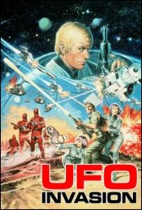Invasion: UFO di Gerry Anderson - DVD