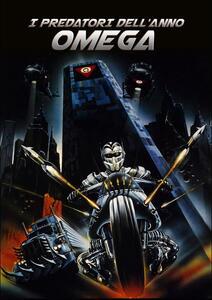 I predatori dell'Anno Omega di David Worth - DVD