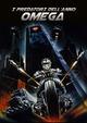 Cover Dvd I predatori dell'anno omega
