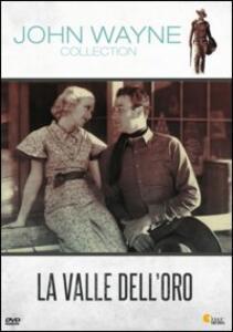 La valle dell'oro di Robert North Bradbury - DVD